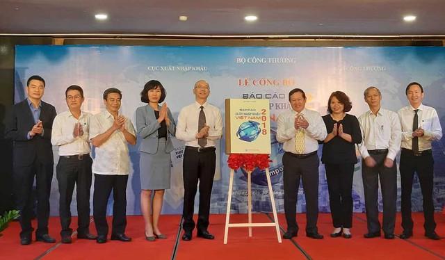 Công bố báo cáo xuất nhập khẩu Việt Nam 2018 - Ảnh 3.