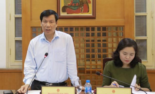 """Ông Võ Văn Thưởng: """"Xây dựng văn hóa là tạo ra sức mạnh nội sinh để đất nước phát triển"""" - Ảnh 2."""