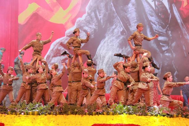 Đắk Lắk: Tổ chức Chương trình nghệ thuật Đất nước trọn niềm vui - Ảnh 1.