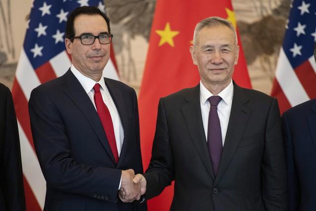 Bất ngờ tín hiệu đột phá lịch sử cho đàm phán thương mại khởi sắc Mỹ - Trung - Ảnh 1.
