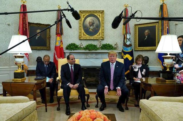 Thực hư Ai Cập lui bước NATO Ả Rập: Đòn giáng thế trận Mỹ vào Iran? - Ảnh 1.