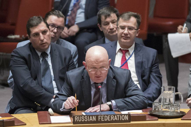 Nga không để yên trừng phạt Triều Tiên: Hối hả mở cửa nhân đạo - Ảnh 1.