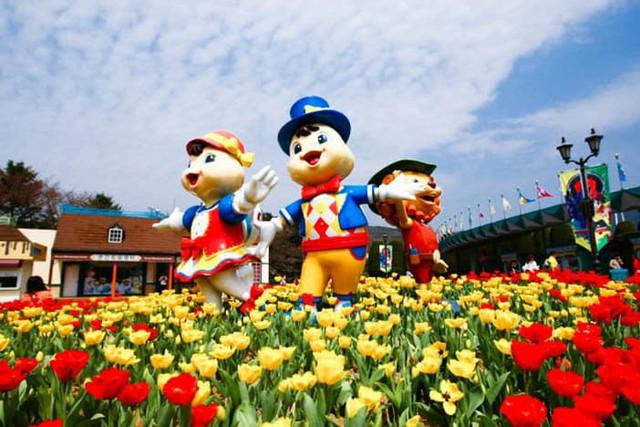 Những điểm đến đầy thu hút trong tiết trời xuân tại Hàn Quốc - Ảnh 14.