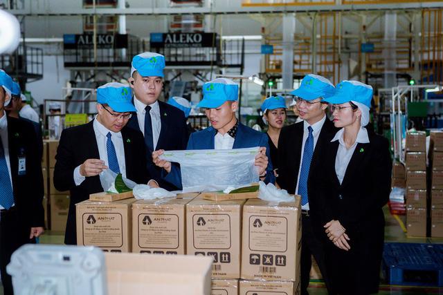 Tuyển thủ Quang Hải chính thức trở thành Đại sứ bảo vệ môi trường của AnEco - Ảnh 1.