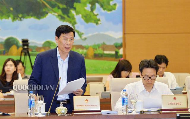 Chỉnh lý, hoàn thiện dự án Luật Thư viện trình Quốc hội thảo luận tại Kỳ họp thứ 7  - Ảnh 1.