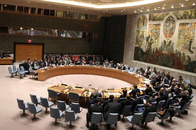 Nga sẵn sàng chặn đứng Mỹ tại bàn nóng LHQ về Venezuela - Ảnh 1.