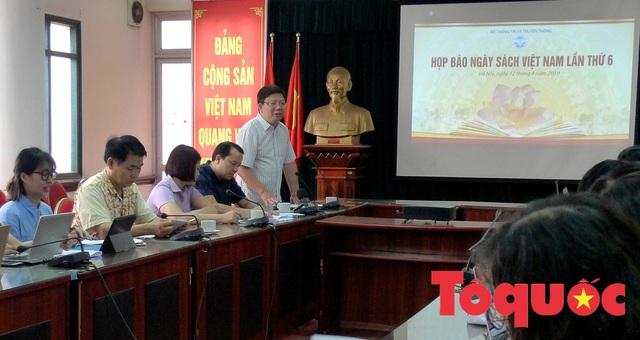 Nhiều hoạt động phong phú trong Ngày Sách Việt Nam 2019  - Ảnh 1.