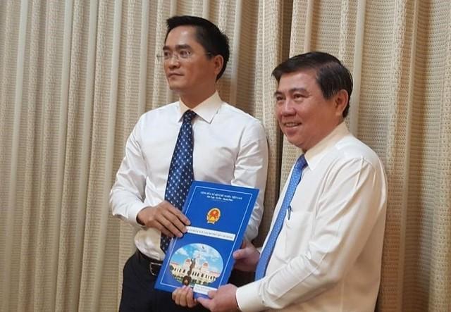 TP.HCM bổ nhiệm 2 Giám đốc sở - Ảnh 1.