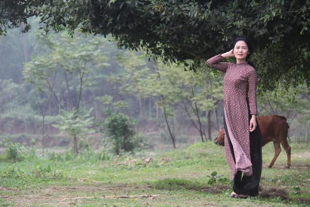 Nhan sắc xinh đẹp của vợ NSƯT Trung Anh - Ảnh 5.