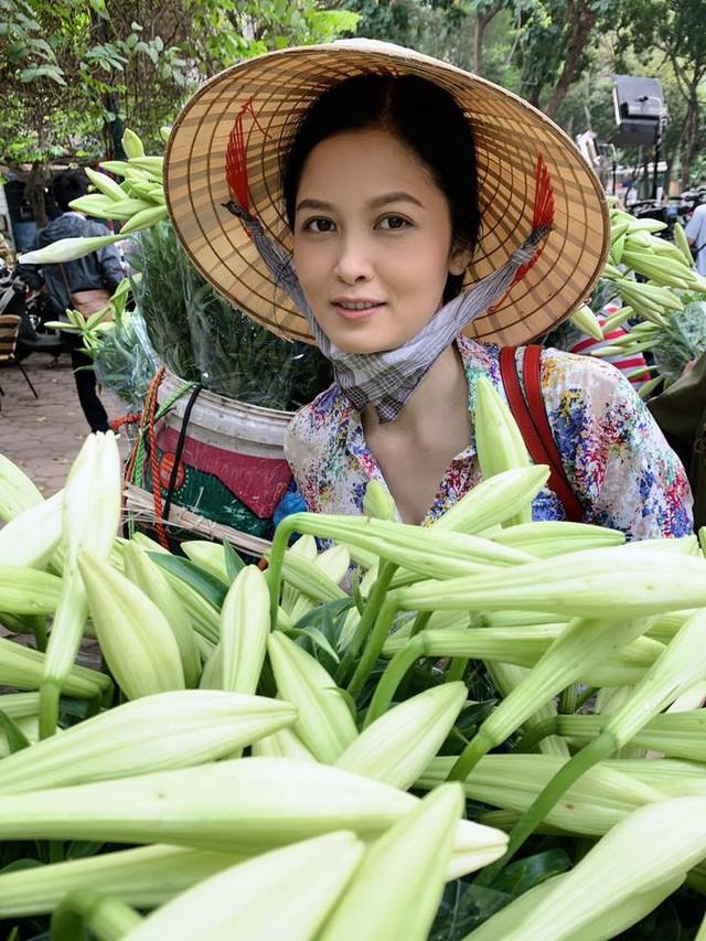 Nhan sắc xinh đẹp của vợ NSƯT Trung Anh - Ảnh 6.