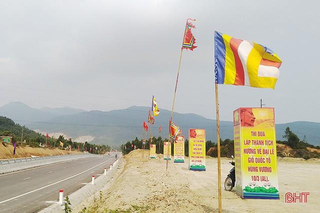 Hà Tĩnh sẵn sàng đón đồng bào về dự Đại lễ Giỗ Quốc Tổ Hùng Vương năm 2019 - Ảnh 1.