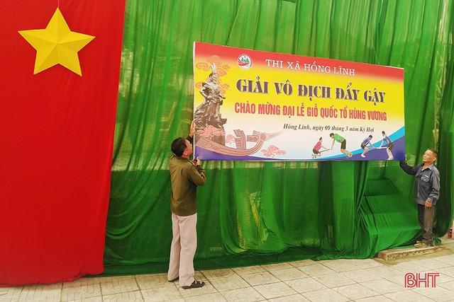 Hà Tĩnh sẵn sàng đón đồng bào về dự Đại lễ Giỗ Quốc Tổ Hùng Vương năm 2019 - Ảnh 2.