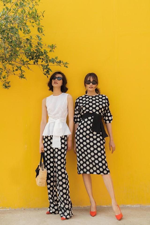 Những mẫu trang phục gây sốt dịp đầu hè của Tăng Thanh Hà - Ảnh 4.