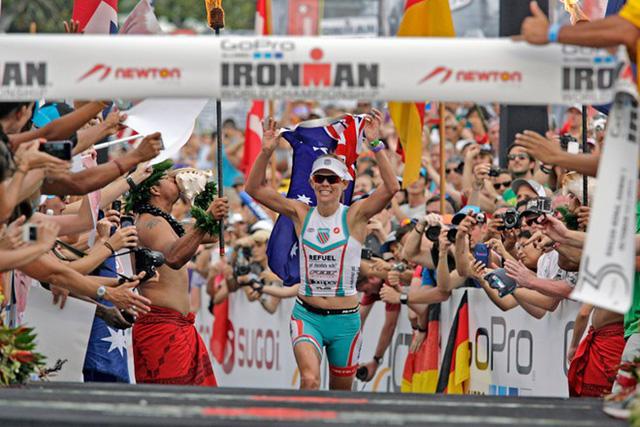 Hơn 2000 vận động viên tham dự giải Ironman 70.3 vô địch châu Á - Thái Bình Dương  - Ảnh 1.