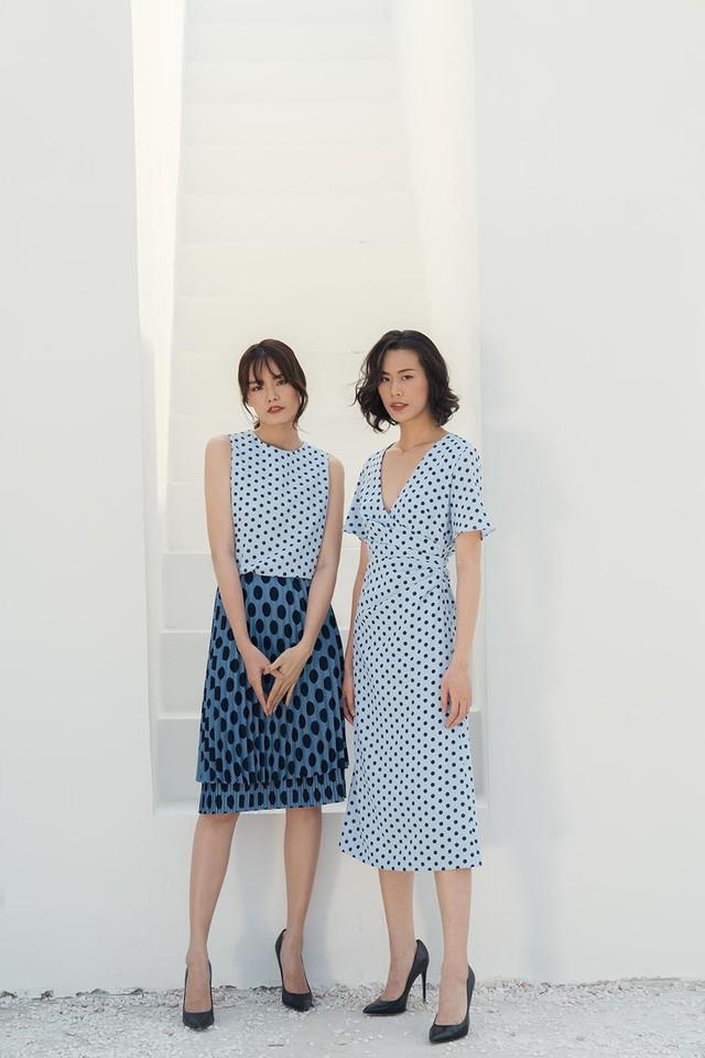 Những mẫu trang phục gây sốt dịp đầu hè của Tăng Thanh Hà - Ảnh 5.