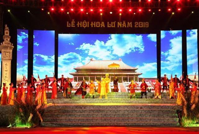 Khai mạc Lễ hội Hoa Lư 2019 với nhiều hoạt động đặc sắc - Ảnh 3.