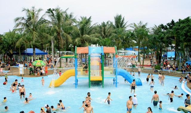 Chuẩn bị cho Ngày hội mở cửa Công viên Nước Hồ Tây năm 2019 - Ảnh 1.