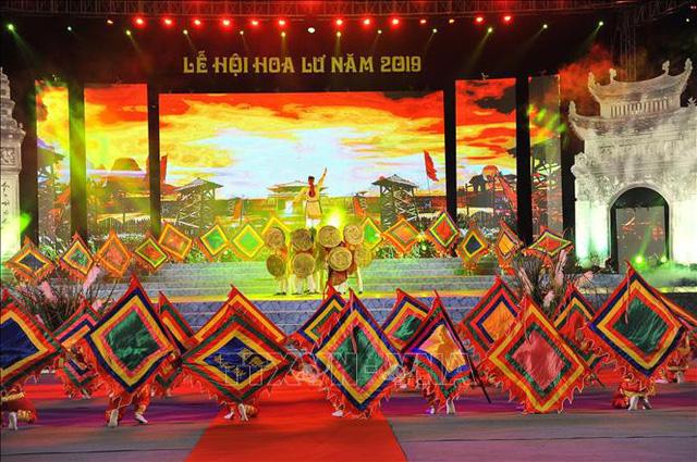 Khai mạc Lễ hội Hoa Lư 2019 với nhiều hoạt động đặc sắc - Ảnh 2.