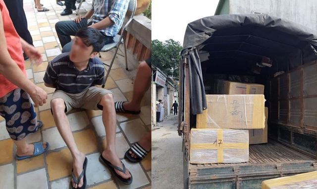 Nghệ An: Công an vây ráp ngôi nhà hơn 4 giờ, bắt giữ 6 tạ ma túy - Ảnh 2.