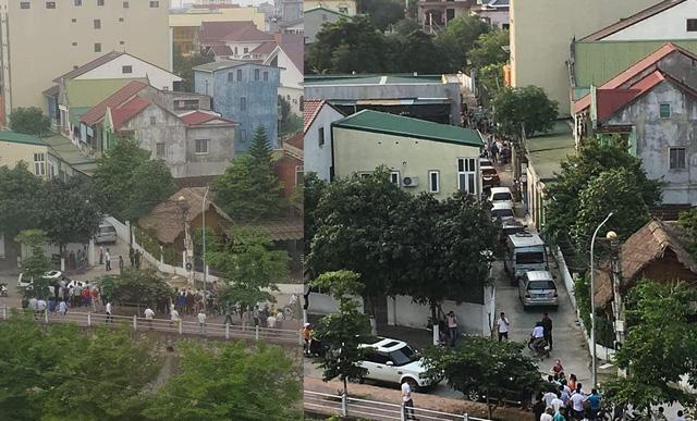 Nghệ An: Công an vây ráp ngôi nhà hơn 4 giờ, bắt giữ 6 tạ ma túy - Ảnh 1.