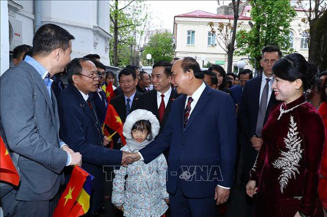 Kiều bào là bộ phận không tách rời của cộng đồng dân tộc Việt Nam - Ảnh 1.