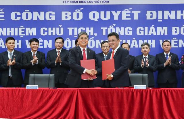 Bổ nhiệm Chủ tịch, Tổng giám đốc và các thành viên Hội đồng thành viên EVNCPC - Ảnh 2.