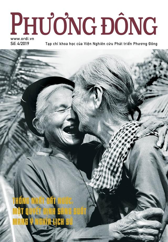 Tạp chí Phương Đông tháng 4/2019 - Ảnh 1.