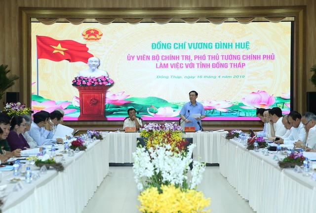 Tập trung đầu tư hạ tầng liên vùng qua tỉnh Đồng Tháp - Ảnh 2.