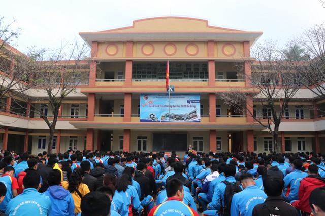 Trường Đại học TDTT Đà Nẵng tăng chỉ tiêu tuyển sinh năm 2019 - Ảnh 1.