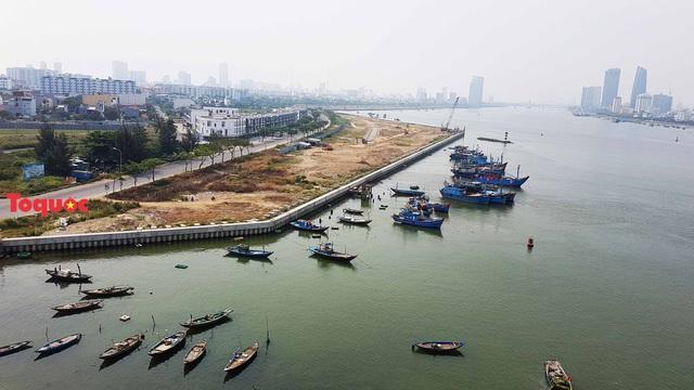 Sở Xây dựng Đà Nẵng và chủ đầu tư lên tiếng về dự án bất động sản và bến du thuyền bên sông Hàn - Ảnh 2.