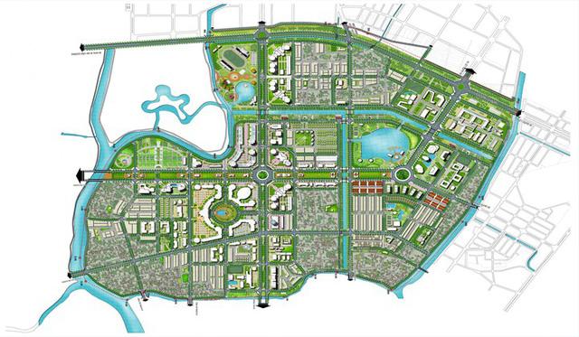Hơn 22 triệu USD xây dựng Thành phố truyền thông thông minh đầu tiên của Việt Nam - Ảnh 1.