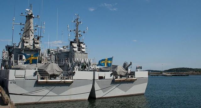 Sức mạnh mới của Thụy Điển tại Baltic - Ảnh 1.