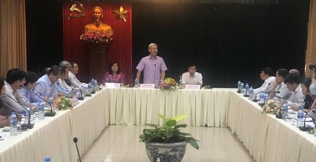 Bộ trưởng Nguyễn Ngọc Thiện thăm và làm việc tại tỉnh Đồng Nai - Ảnh 1.