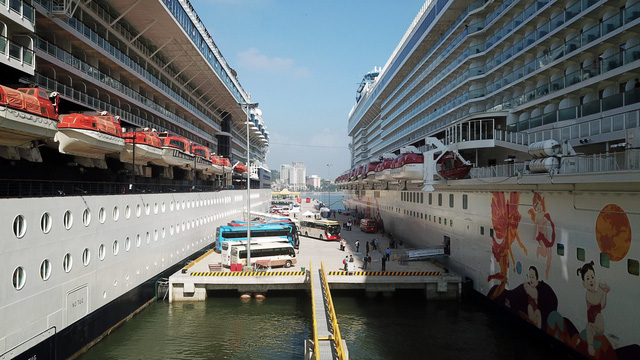 Để Du lịch tàu biển Việt Nam không còn ngậm ngùi trước cảnh khách đến nhà mà không thể đón - Ảnh 3.