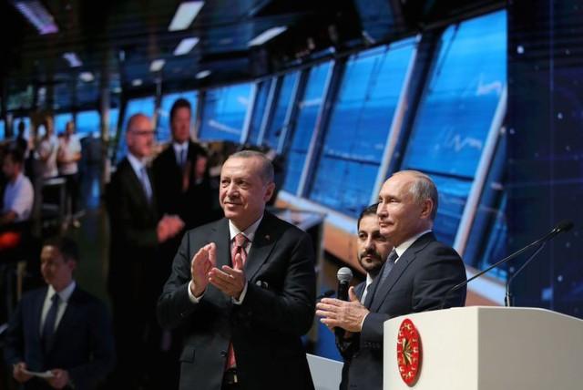 Bắc cầu châu Âu: Thế trận năng lượng liên hoàn Nga tại Trung Đông - Ảnh 1.