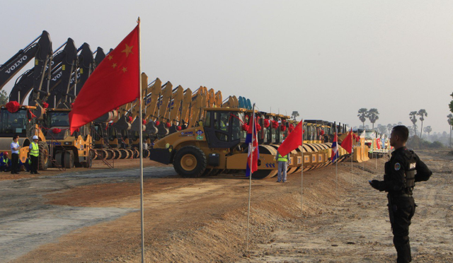 Thời điểm vàng để EU ngả bài tấn công, đảo ngược sức mạnh Trung Quốc tại Á – Phi? - Ảnh 3.