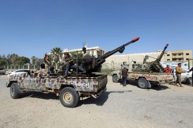 Ngược chiều về Libya: Mỹ, Nga bất ngờ có giao điểm tại bàn nóng LHQ - Ảnh 1.