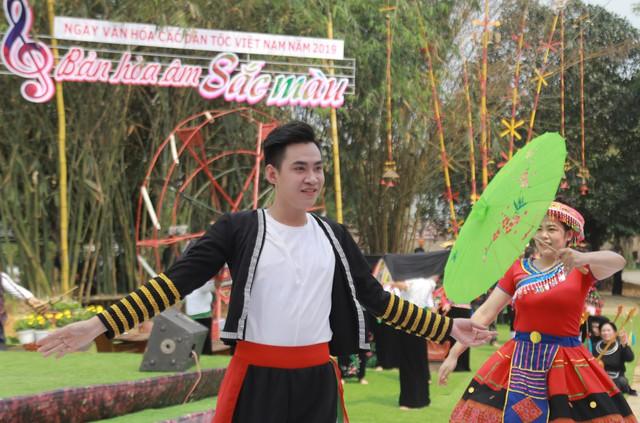 Khai mạc Ngày Văn hóa các dân tộc Việt Nam 2019 - Ảnh 2.