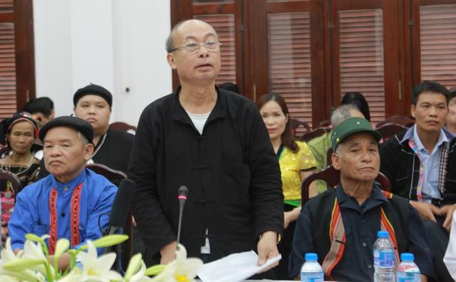 Thứ trưởng Trịnh Thị Thủy: Cộng đồng đóng vai trò rất lớn trong công tác bảo tồn, phát huy các giá trị văn hóa dân tộc - Ảnh 2.