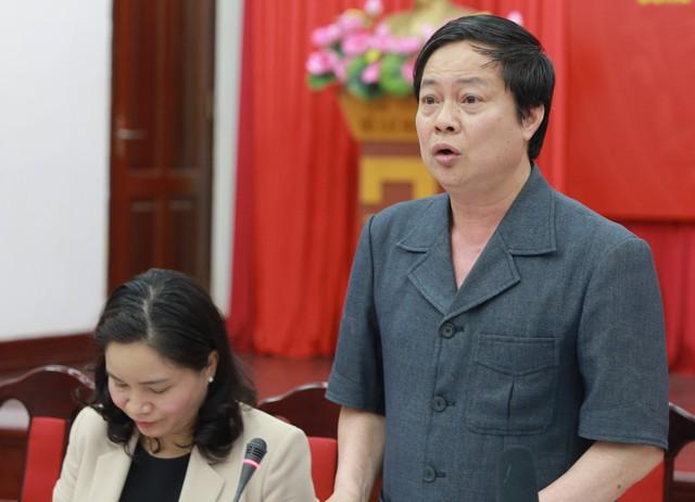 Thứ trưởng Trịnh Thị Thủy: Cộng đồng đóng vai trò rất lớn trong công tác bảo tồn, phát huy các giá trị văn hóa dân tộc - Ảnh 3.