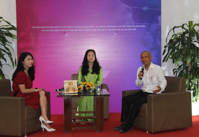 Khai mạc Ngày hội Sách năm 2019 tại Thư viện Quốc gia Việt Nam - Ảnh 7.