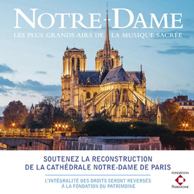 Phát hành album Notre-Dame gây quỹ phục dựng Nhà thờ Đức bà Paris - Ảnh 1.