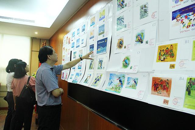 Thống nhất nội dung 6 bộ tem bưu chính sẽ phát hành trong năm 2020 - Ảnh 1.