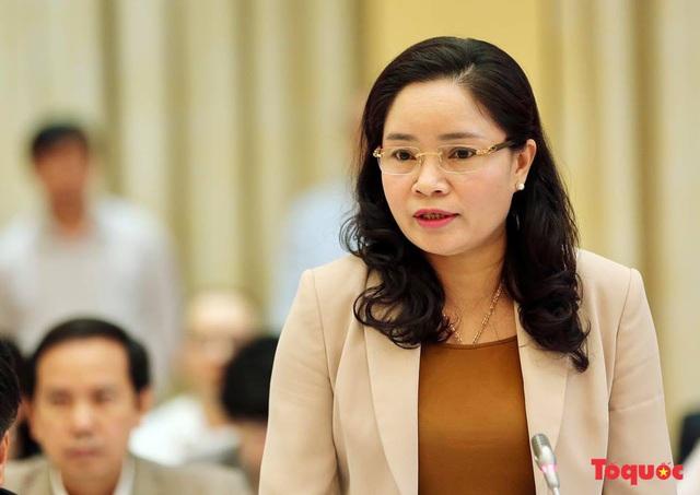 Thứ trưởng Trịnh Thị Thủy mong mỏi các cơ quan truyền thông tiếp tục tuyên truyền các giá trị văn hóa truyền thống tốt đẹp - Ảnh 1.