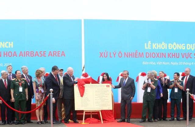 Việt Nam- Hoa Kỳ khởi động dự án xử lý dioxin ở điểm nóng ô n- hiễm lớn nhất Việt Nam - Ảnh 4.