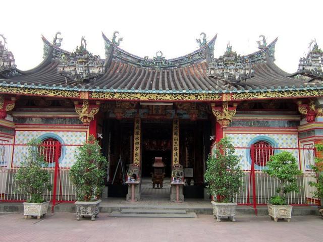 Đồng Tháp: Lập dự án tu bổ di tích Nhà cổ Huỳnh Cẩm Thuận và Chùa Kiến An Cung - Ảnh 1.