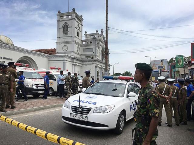 Đánh bom liên hoàn đẫm máu trong lễ Phục sinh tại Sri Lanka - Ảnh 4.