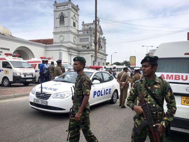 Đánh bom liên hoàn đẫm máu trong lễ Phục sinh tại Sri Lanka - Ảnh 5.