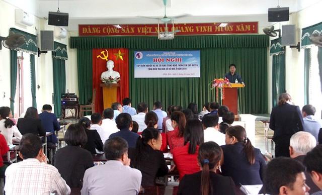 Bắc Giang: Tập huấn công tác quản lý và tu bổ di tích năm 2019 - Ảnh 1.