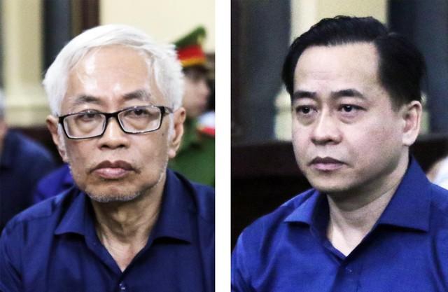 Xét xử Vũ nhôm và dàn cựu lãnh đạo Ngân hàng Đông Á gây hiệt hại 3.600 tỷ đồng - Ảnh 1.